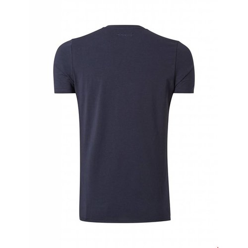 Purewhite Purewhite Essential Basic V-neck