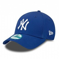 New Era 9Forty Cap Royal Blue