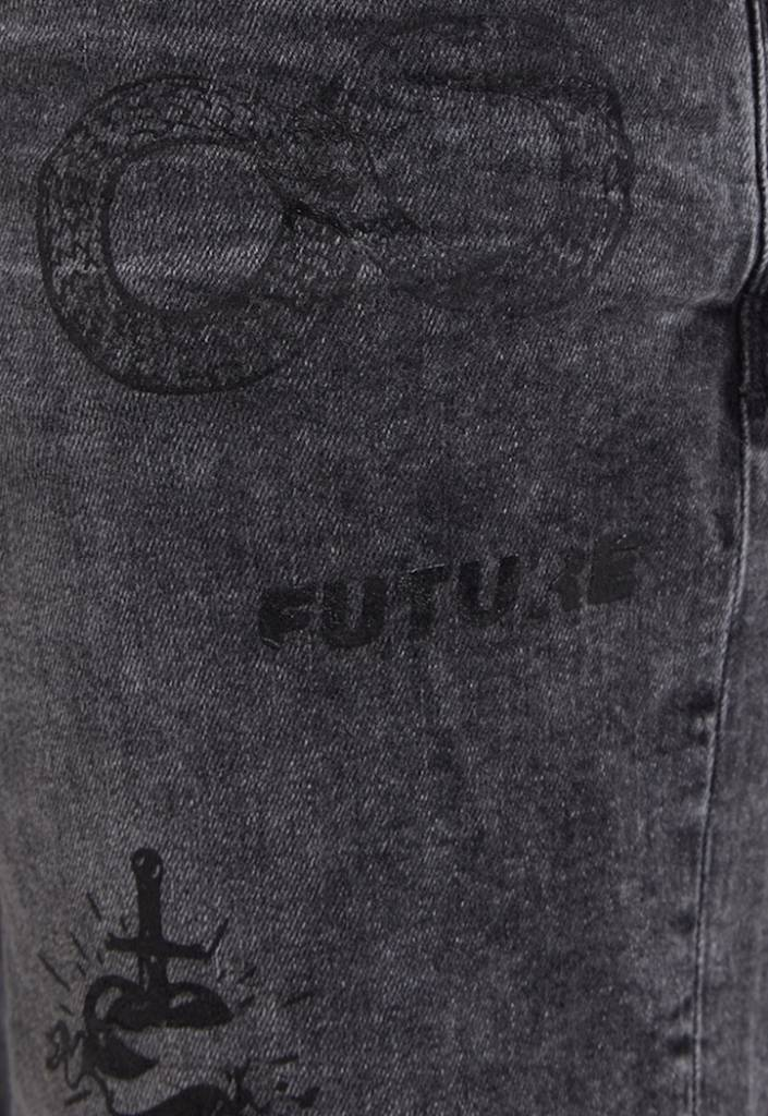 Purewhite Purewhite Detail Short