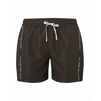 Purewhite Swimshort Army Green