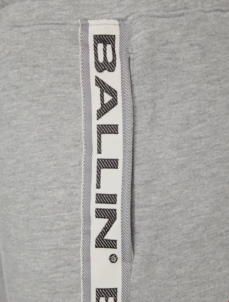 Ballin Amsterdam Ballin Amsterdam Sweatshort Grey