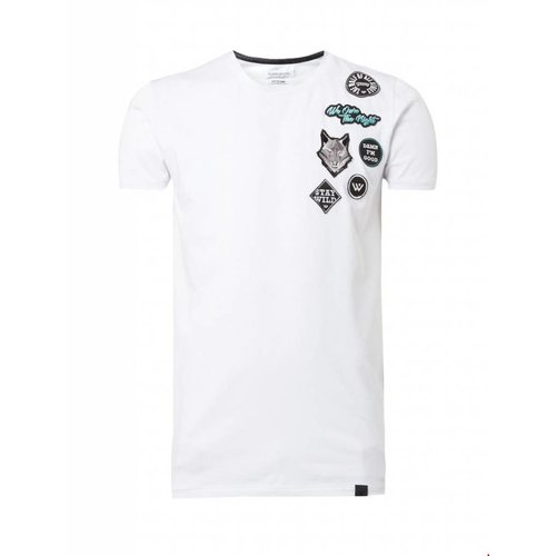 Purewhite Purewhite Patch T-shirt