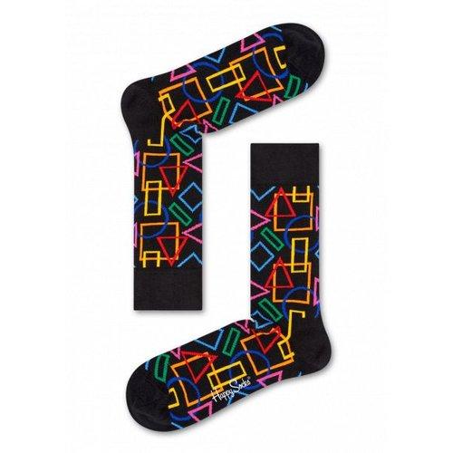 Happy Sock Geo 41-46