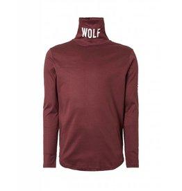 Purewhite Purewhite Wolf Turtleneck Long Sleeve Tee