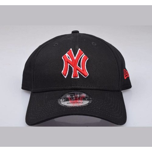 New Era New Era Black / Red Cap