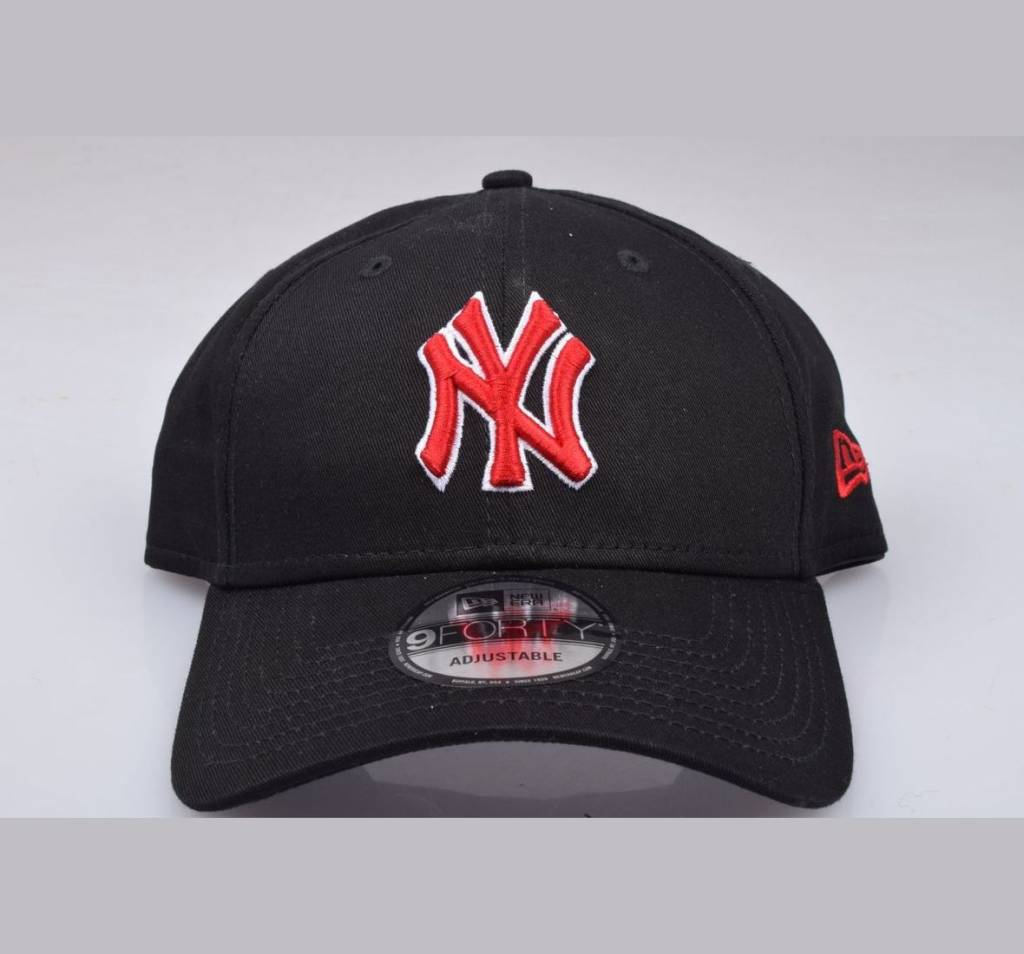 New Era New Era Black / Red Cap