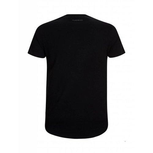Purewhite Purewhite Long fit Basic Black