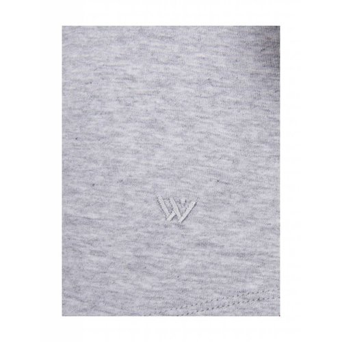 Purewhite Purewhite Long fit Basic Grey