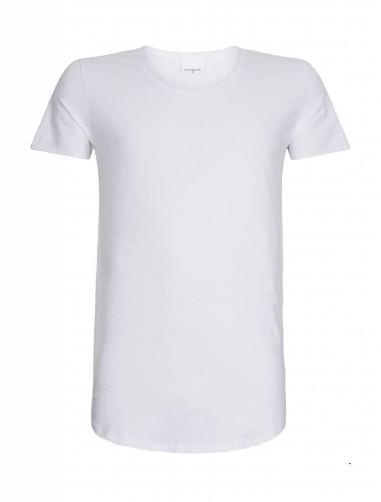 Purewhite Purewhite Long fit Basic White