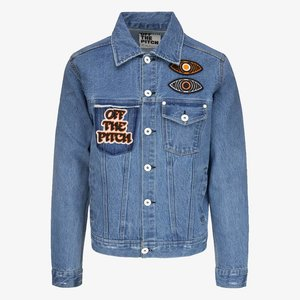 Off The Pitch Off The Pitch Insomnia Denim Jacket