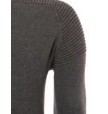 Purewhite Purewhite Essential Basic Knit Long