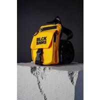 Black Bananas Click on Bag Yellow