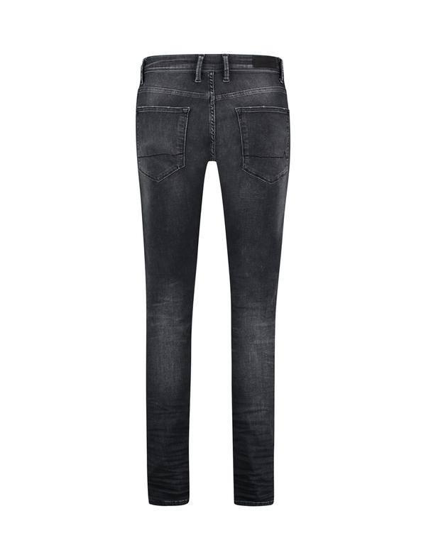 Purewhite Purewhite Jeans Black With Text