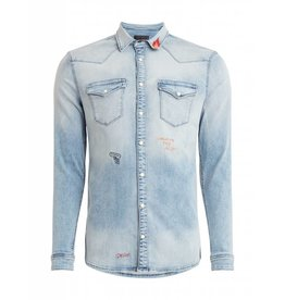 Purewhite Purewhite Jeans Shirt