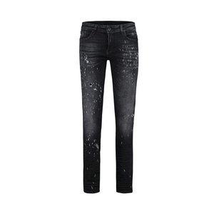 Purewhite Purewhite Damaged Jeans Black