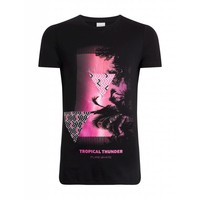Purewhite Tropical Thunder T-shirt Black