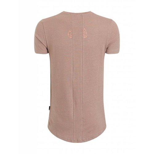Purewhite Purewhite Striped T-shirt