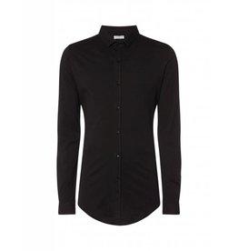 Purewhite Purewhite Longsleeve Soft Shirt Black