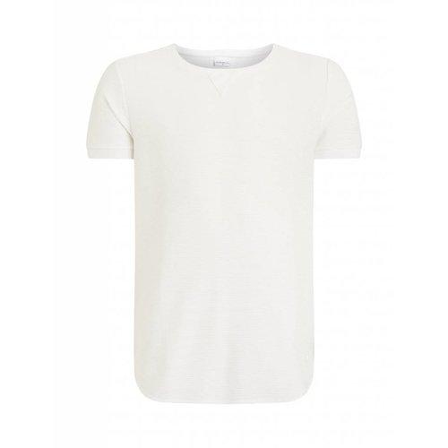 Purewhite Purewhite Ribbed T-shirt White
