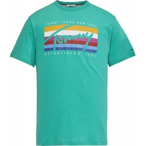 Tommy Jeans Tommy Jeans Rainbow Box Tee