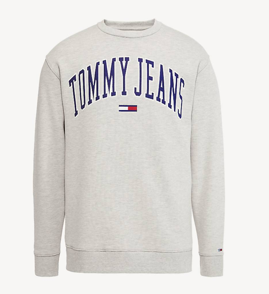 Tommy Jeans Tommy Jeans Clean Collegiate Crew
