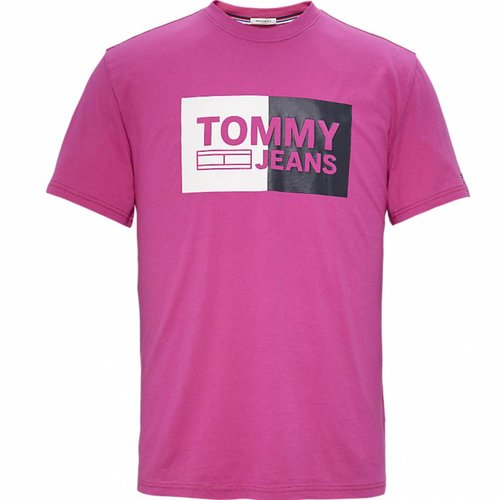Tommy Jeans Tommy Jeans Essential Split Box Tee