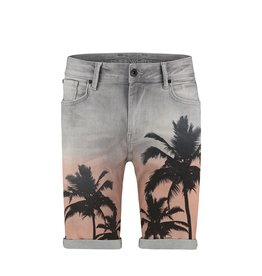 Purewhite Purewhite Short Palmtrees