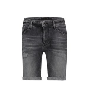Purewhite Purewhite Jeans Short Black Washed