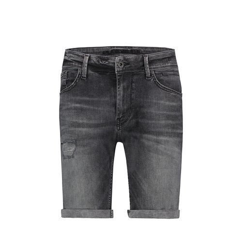 Purewhite Purewhite Jeans Short Black Washed