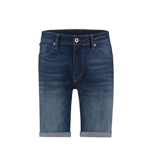 Purewhite Purewhite Jeans Short Blue