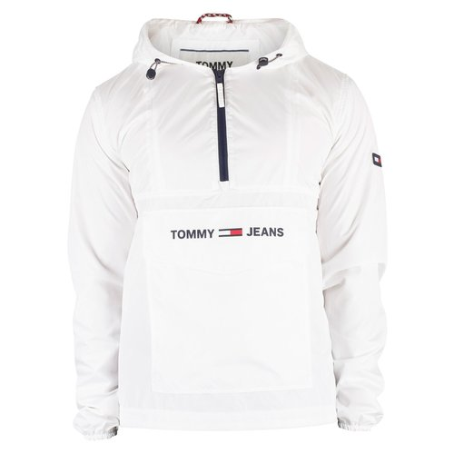 Tommy Jeans Tommy Jeans Nylon Shell Solid Popover