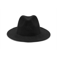 Burleaux Hat Charcoal Black