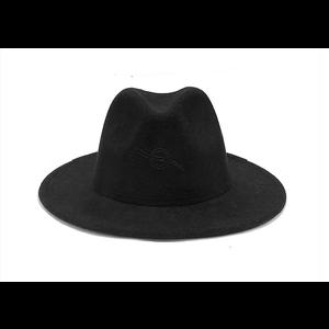 Burleaux Burleaux Hat Charcoal Black