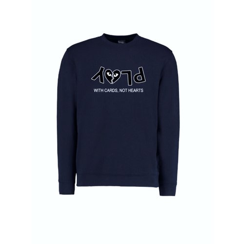 Rivero Rivero Play with Cards Sweater