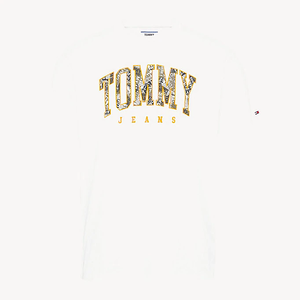 Tommy Jeans Tommy Logo Print Tee