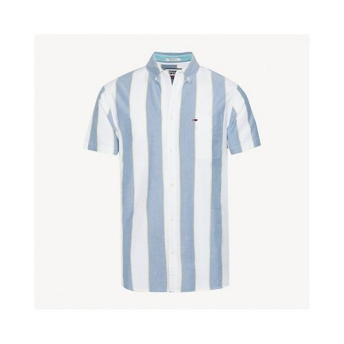 Tommy Jeans TJM Striped Oxford Shirt