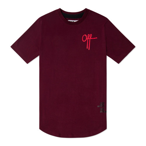 Off The Pitch Full Strings Tee