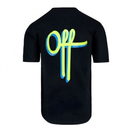 Off The Pitch Full Stop Tee SS