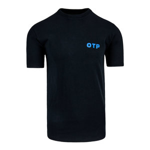 Off The Pitch Script Tee