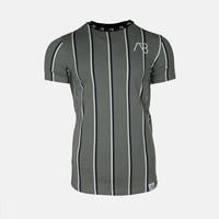 AB London Striped Tee
