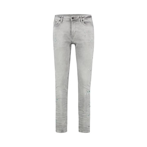 Purewhite THE JONE 267 PAINTED JEANS