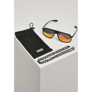 Urban Classics 107 Chain Sunglasses Retro