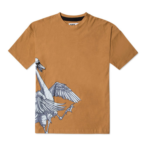Off The Pitch The Swan oversized Tee