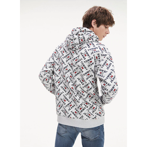 Tommy Jeans Allover Print Hoodie