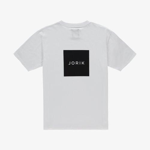 """JORIK JORIK's """"A real box logo"""" Tee"""