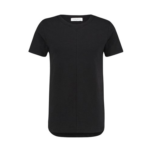 Purewhite Long fit tee