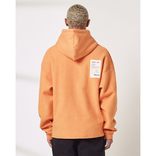 PREACH Oversized inside out hoodie