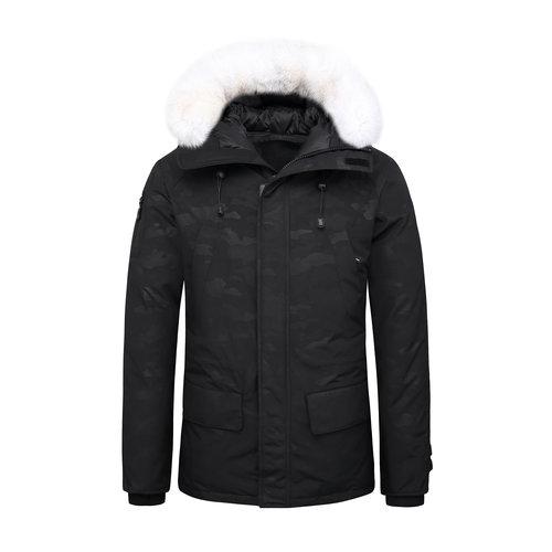Artic Parka White Fur