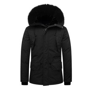 Helvetica MP Swan expedetion jacket