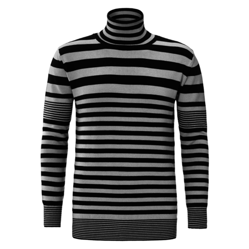 Yclo Knit Striped Stio